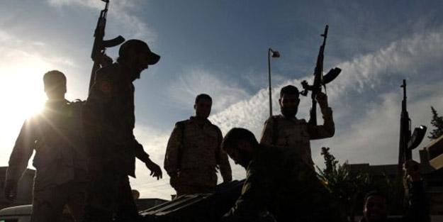 Libya'da darbeci Hafter güçleri okulu bombaladı
