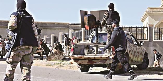 Libya'da Hafter güçleri sivilleri hedef aldı
