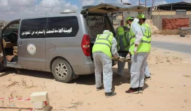 Libya'da Hafter güçlerinden kurtarılan Ain Zara'da 3 ceset bulundu
