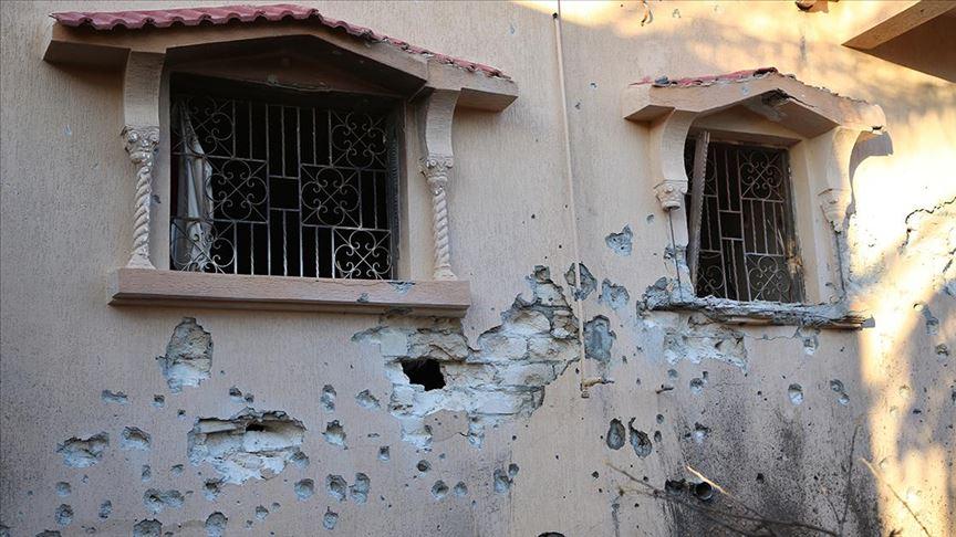 Libya'da Hafter milisleri Trablus'ta bazı bölgelere roket saldırısı düzenledi