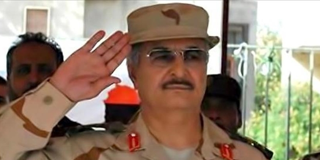 Libya'da Hafter'e darbe üstüne darbe!
