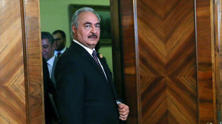 Libya'da Hafter'in sözcüsü koronavirüs şüphesiyle karantinaya alındı