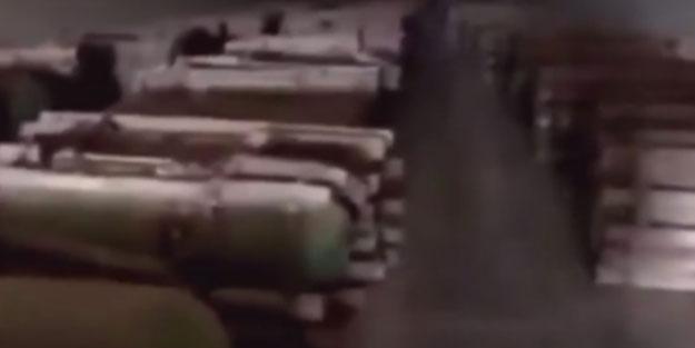 Libya'da katliam yapacakları! Kritik noktada katil Esed detayı