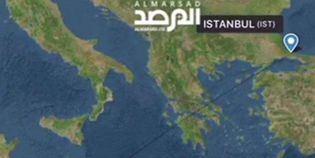 Libya'da neler oluyor? 'Türkiye doğru havalanan uçak 9 dakika sonra...'