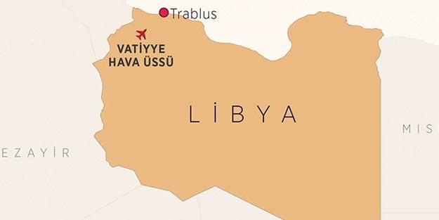 Libya'da son durum ne? Vatiyye Hava Üssü neden önemli?