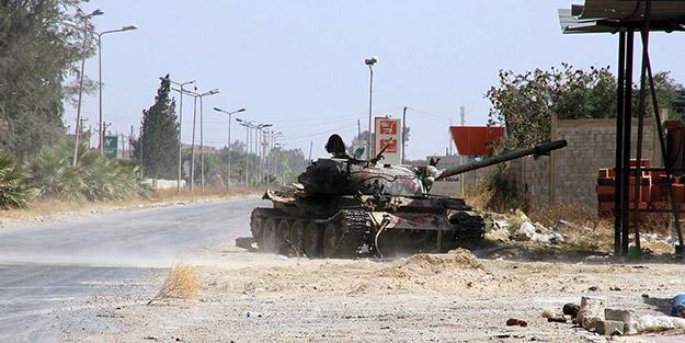 Libya'da sessizlik her an bozulabilir! Ulusal Mutabakat Hükümeti'nden flaş hamle