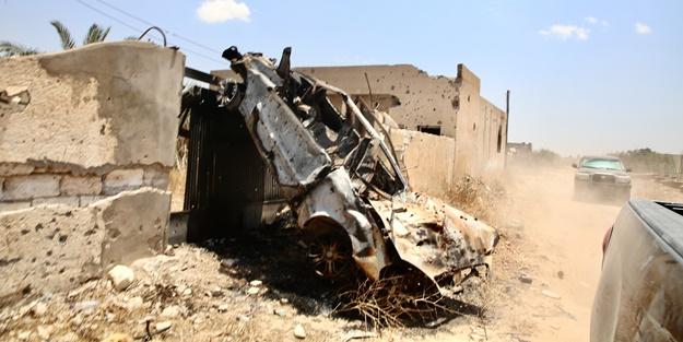 Libya'da sıcak gelişme! Harekete geçiliyor
