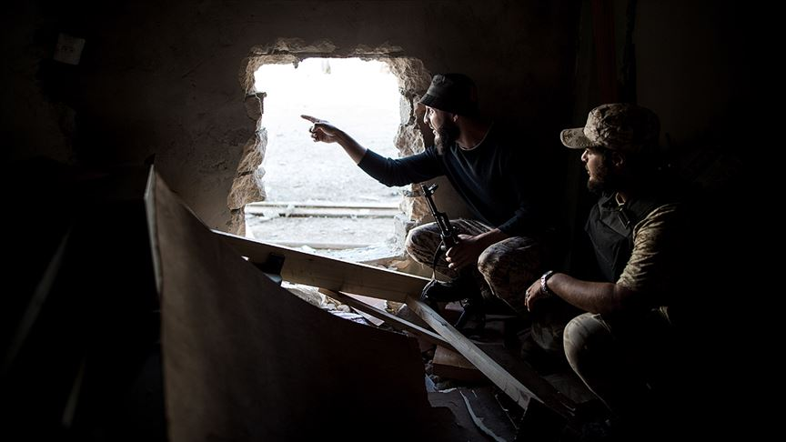 Libya'da Trablus güçleri Hafter'e karşı ilerliyor