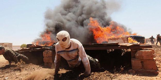 Libya'da UMH güçleri, Hafter mevzilerini vurdu