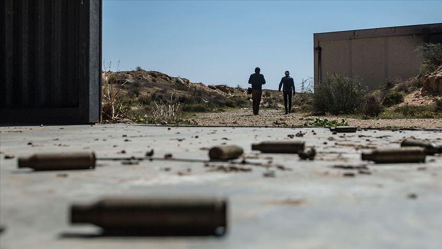 Libya'daki Hafter milisleri başkent çevresinde ateşkesi ihlal etmeyi sürdürüyor