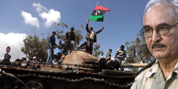 Libya'dan Hafter'e karşı yeni hamle! Dışişleri Bakanı duyurdu