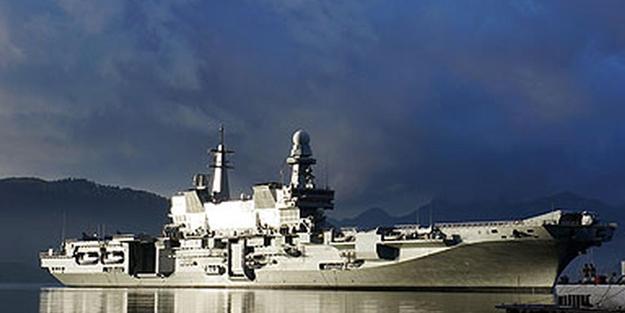 """Libya'dan """"İtalyan gemilerini vurun"""" emri"""