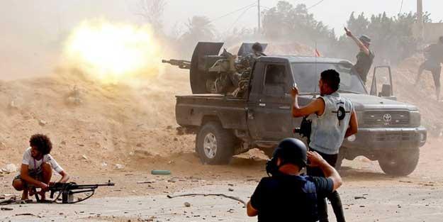 Libya'dan 'Savaşa hazırız' mesajı!