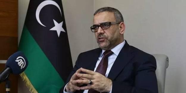 Libya'dan Tunus Cumhurbaşkanı Said'e tepki
