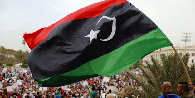 Libya'dan Türkiye'ye destek mesajı