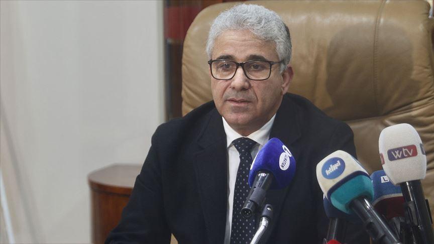 Libyalı Bakan'dan BAE'li Bakan'a: İş birlikçilerinizin geride bıraktığı silahlar çarpık politikanızın delili