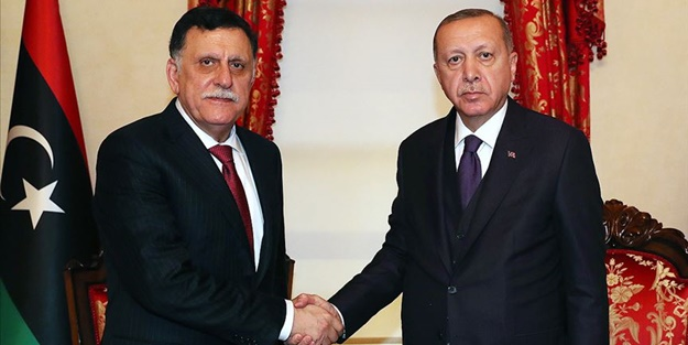 Libya'nın kaderini değiştiren destek: Türkiye korudu!