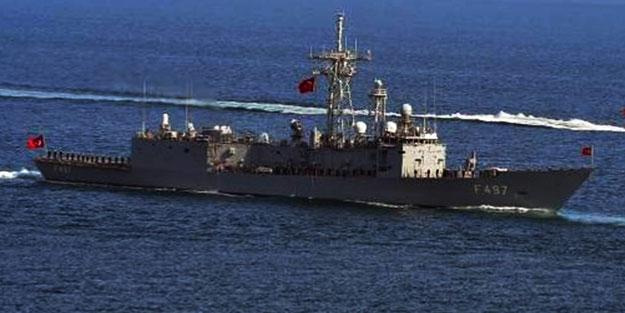 Libya'ya giden Türk gemisine müdahale girişimi! Anons geçince bakın ne yaptılar