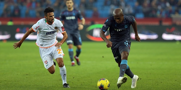 Alanyaspor'a Trabzonspor çelmesi!