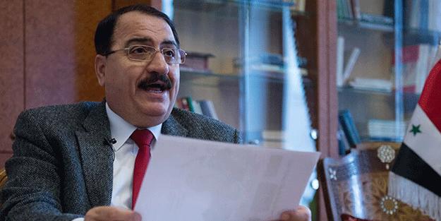 'Liderimiz Esed' diyen Moskova Büyükelçisi: Sorunu tüm dünya çözmeli