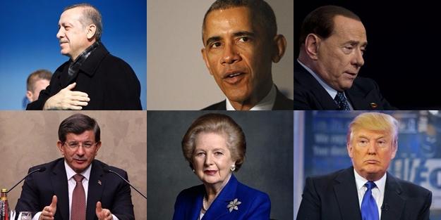 Liderler günde kaç saat uyuyor? - FOTO