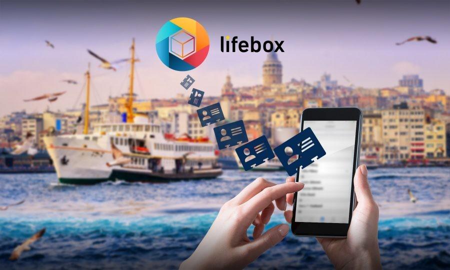 lifebox 2019'da 5,5 milyon kullanıcıya ulaştı