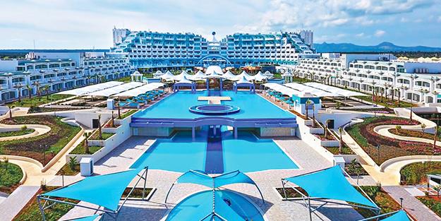 Limak'tan KKTC'ye otel yatırımı