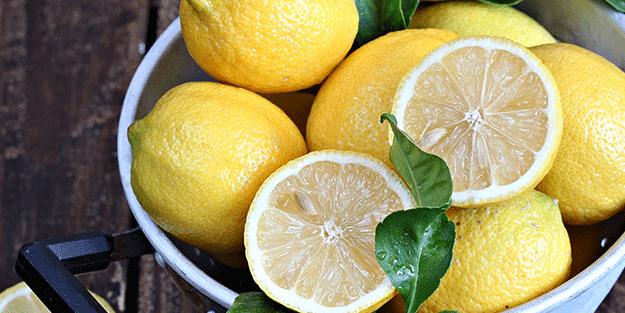 Limon ile ilgili müthiş bilgi! Mikrodalgaya atıp 5 dakika bekletirseniz...
