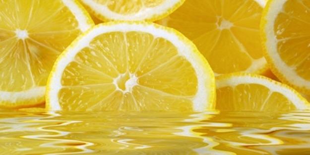 Limonu bu şekilde kullanın haftada 2 kilo verin!