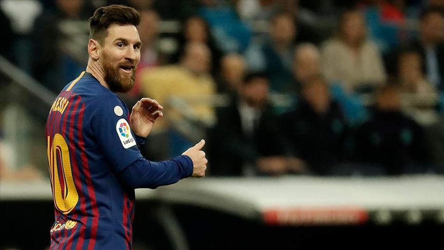 Lionel Messi'den samimi itiraflar