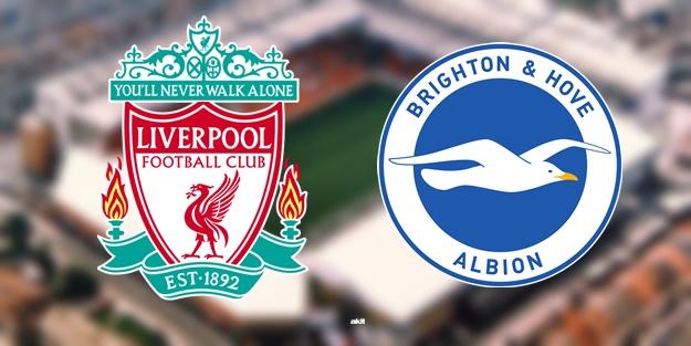 Liverpool Brighton maçı ne zaman? Maç saat kaçta hangi kanalda? Premier Lig 14. hafta