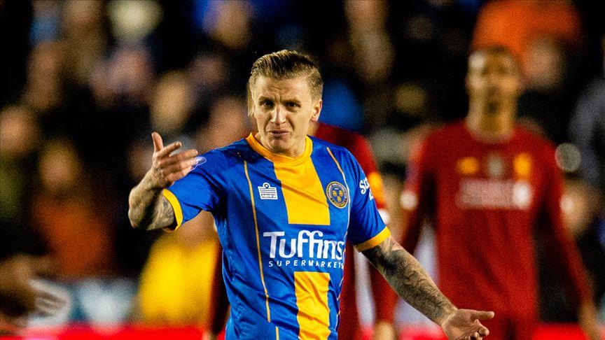 Liverpool FA Kupası'nda 3. lig ekibi Shrewsbury Town ile berabere kaldı