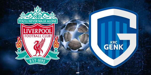 Liverpool Genk maçı ne zaman saat kaçta hangi kanalda?