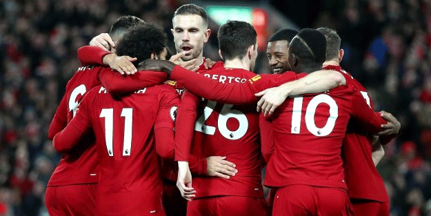 Liverpool, İngiltere Premier Lig tarihini altüst etti