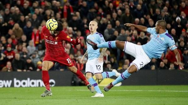 Liverpool Manchester City maçı kaç kaç bitti?
