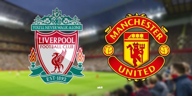 Liverpool Manchester United Premier Lig maçı ne zaman saat kaçta hangi kanalda?