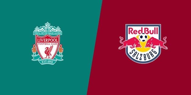 Liverpool Salzburg Şampiyonlar Ligi maçı ne zaman saat kaçta hangi kanalda?