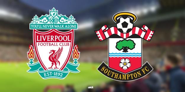 Liverpool Southampton Premier Lig maçı ne zaman, saat kaçta, hangi kanalda?