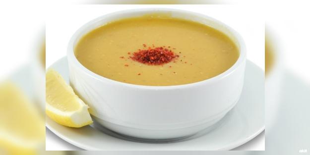 Lokanta usulü mercimek çorbası nasıl yapılır? Mercimek çorbası tarifi