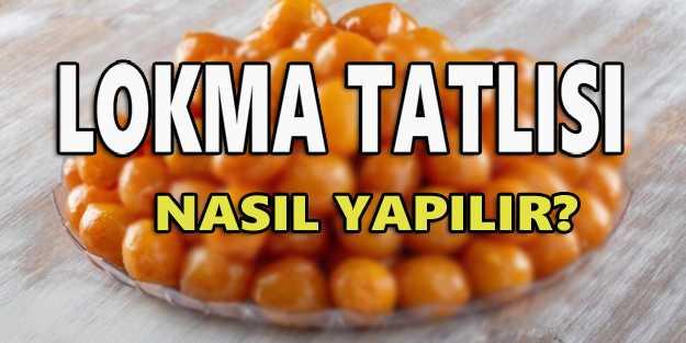 Lokma Tatlısı Tarifi/ Nefis çıtır lokma tatlısı nasıl yapılır?