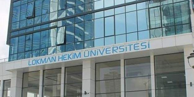 Lokman Hekim Üniversitesi öğretim ve araştırma görevlisi alımı 2019 başvuru