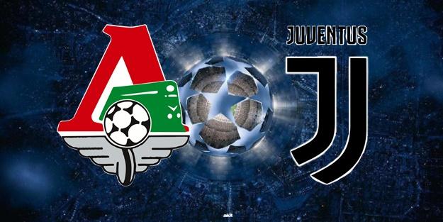 Lokomotiv Moskova Juventus maçı ne zaman saat kaçta hangi kanalda?