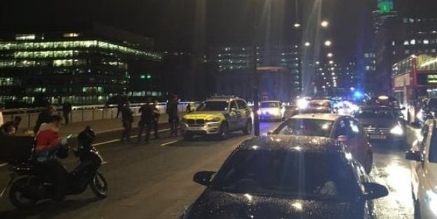 Londra'da üçüncü saldırı! Ölü ve yaralılar var