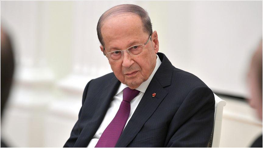 Lübnan Cumhurbaşkanı Avn: Lübnan büyük bir ekonomik gerileme geçiriyor