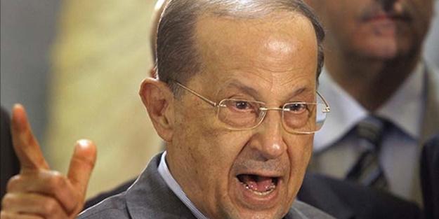 Lübnan Cumhurbaşkanına Türkiye'den sert tepki