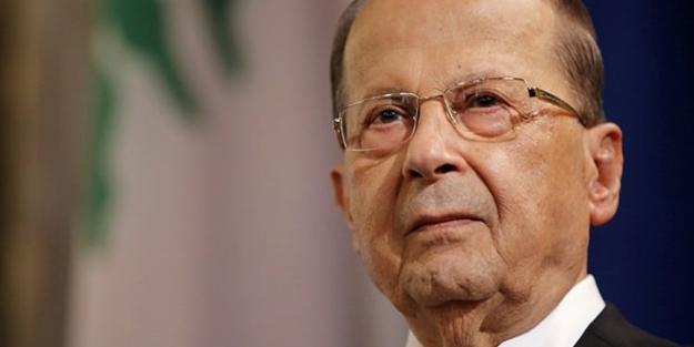 Lübnan Cumhurbaşkanı'ndan Hariri açıklaması