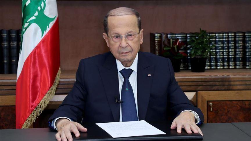 Lübnan Cumhurbaşkanından 'mezhepçi devletten sivil devlete geçiş' vaadi