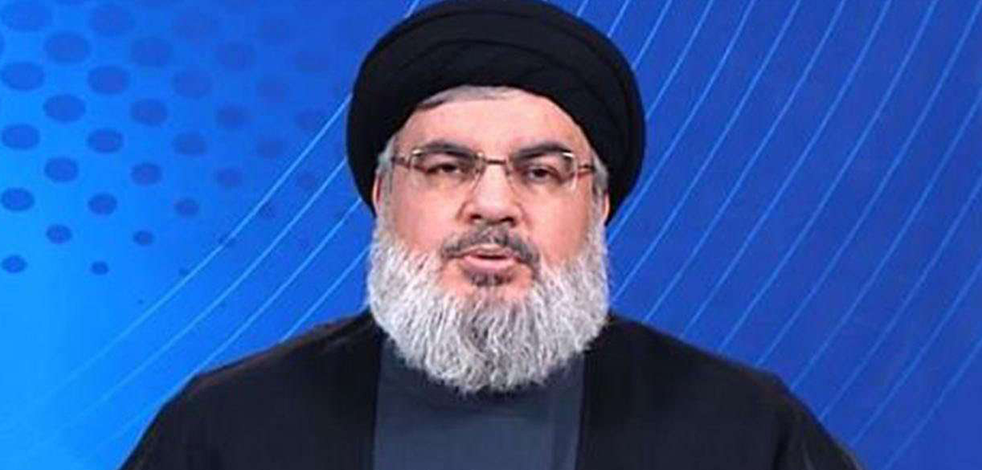Lübnan Hizbullah Hareketi Genel Sekreteri Hasan Nasrallah: