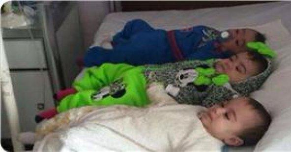 Lübnan 3 Filistin'li bebeği esir aldı