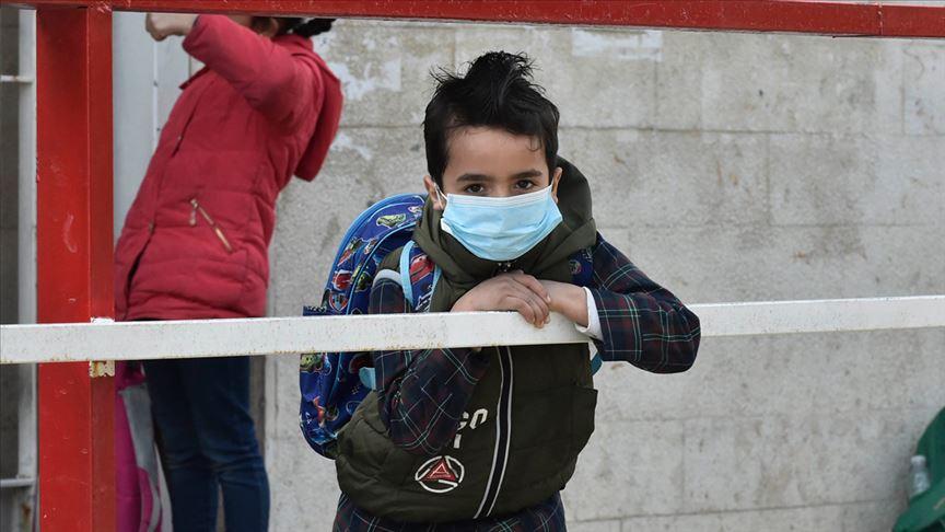 Lübnan'da Kovid -19 nedeniyle eğitime bir hafta ara verildi